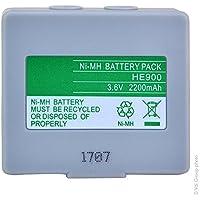 NX - Batería Mando de grua 3.6V 2200mAh