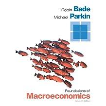 Foundations of Macroeconomics (The Pearson Series in Economics)