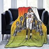 Tom Brady 12 Super Bowl 2021 MVP Bucc-Aneers The