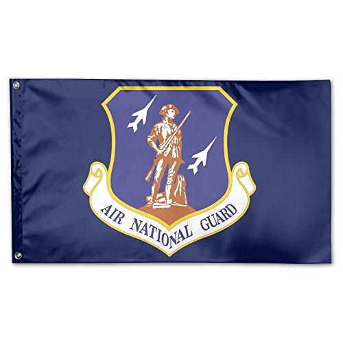 VR4U Air National Guard Garden Flag&Decorative Flag For Wedding Home Outdoor Garden&Anniversary Home Outdoor Garden Decor 3' X 5'