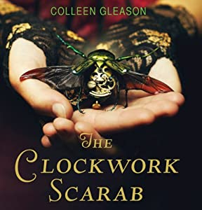 The Clockwork Scarab Hörbuch