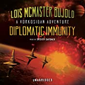 Diplomatic Immunity: A Miles Vorkosigan Novel | Lois McMaster Bujold