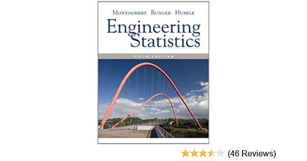 Engineering statistics 5th edition 5 douglas c montgomery george engineering statistics 5th edition 5 douglas c montgomery george c runger norma f hubele amazon fandeluxe Images