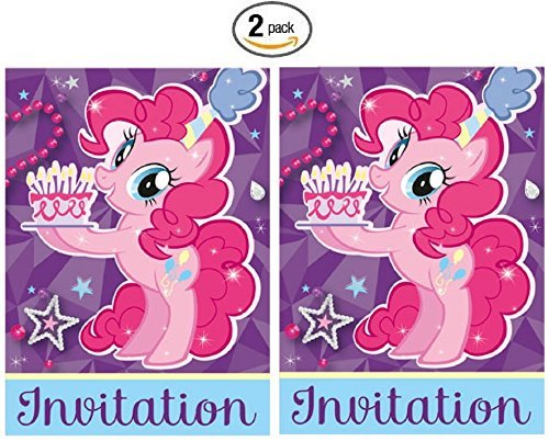 My Little Pony Party Invitations - 2