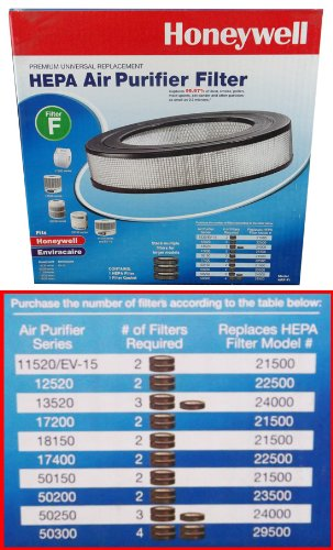 True HEPA Replacement Filter B007RH3SZS