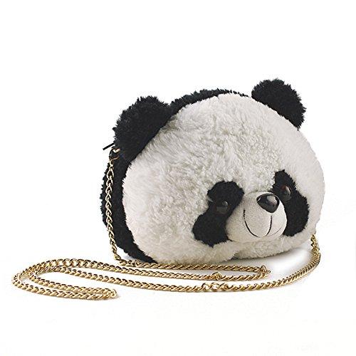 Bolso Tela Women Panda Para De Mujer vqgwZY0