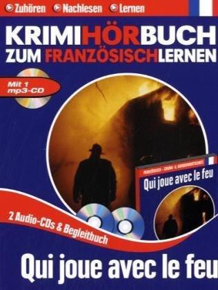 Krimihörbuch zum Französisch lernen 2 CDs/1 MP3/Buch