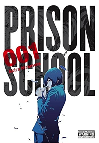 Image result for prison school vol 1