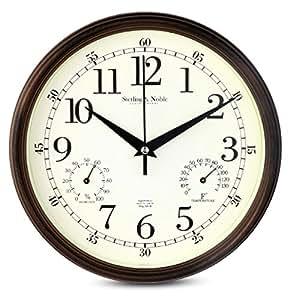 9 inch silent wall clocks modern designs with