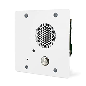 Ip Intercom Indoor Recessed Entry System Door Phone Sip