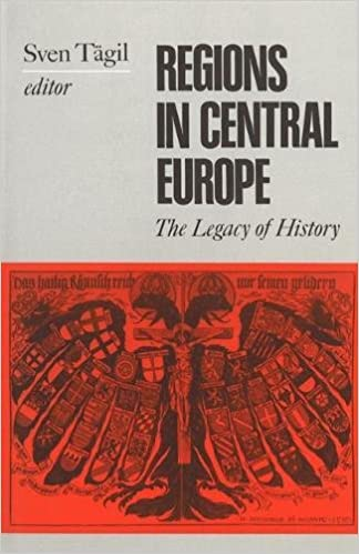 Regions in central europe the legacy of history central european regions in central europe the legacy of history central european studies sven tagil 9781557531858 amazon books fandeluxe Choice Image