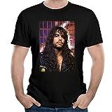 Mens Megadeth Drummer Nick Menza Hard Rock Poster T-shirts