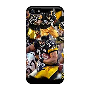 Defender Cases For Iphone 5/5s, Pittsburgh Steelers Pattern