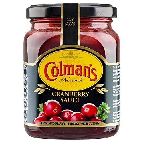 Colman's - Cranberry Sauce - 250ml (Case of 6)