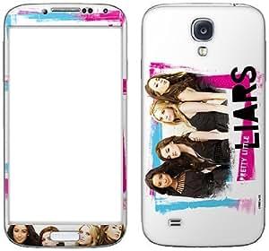 Zing Revolution Pretty Little Liars Premium Vinyl Adhesive Skin for Samsung Galaxy S4, Group (MS-PLL30456)