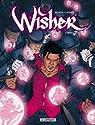 Wisher, tome 1 : Nigel par Latour