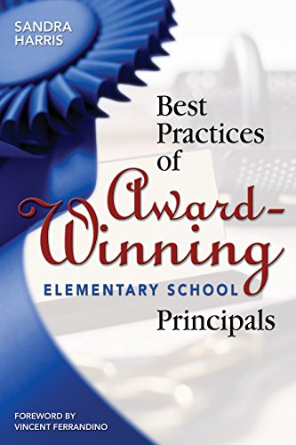 Download Best Practices of Award-Winning Elementary School Principals Pdf