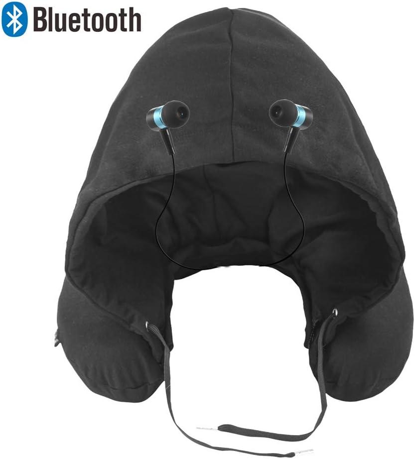 Bluetooth Inflatable Pillow U Shaped