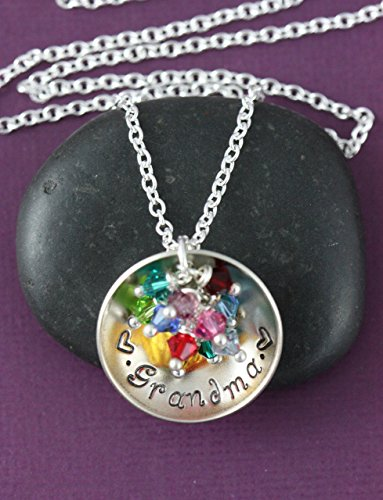 Personalized Grandma Necklace - DII - Ha - Domed Keepsake Shopping Results