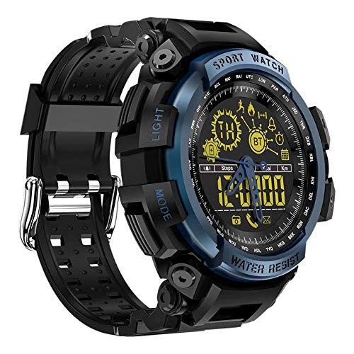 YIGEYI LEMFO LF21 Smart Watch 5ATM Waterproof Remote Camera for iOS Android Phone The Perfect one for You
