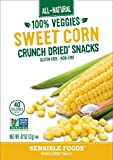 Sensible Foods Fruit Snacks, Sweet Corn, 48 Count (Pack of 48)