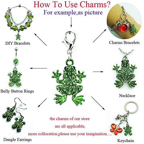 Beading & Jewellery Kits Art & Craft Supplies jewellery making funky angel keyring charm kit