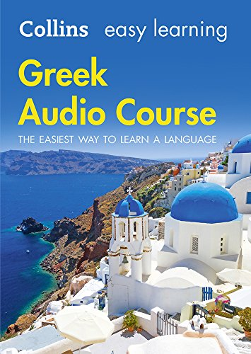 Greek Audio Course (Collins Easy Learning Audio Course)