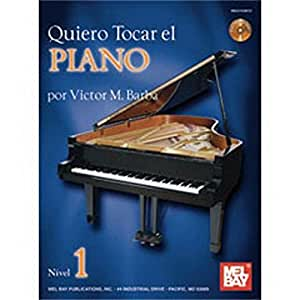 Quiero Tocar El Piano - Partituras, CD: Amazon.es