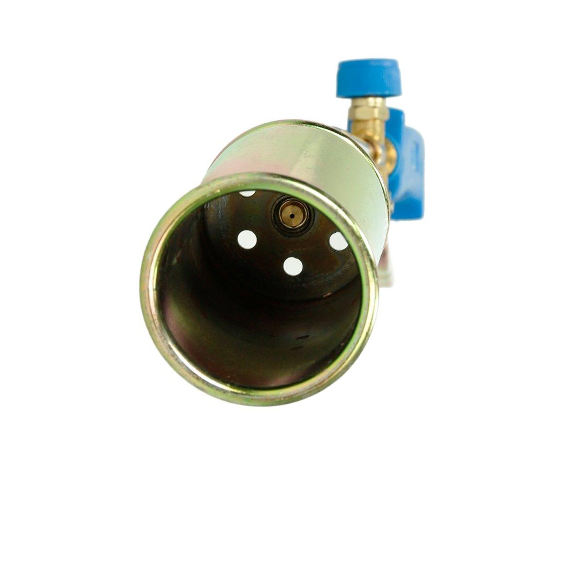 ECD Germany Long Arm Gas Torch Burber Heater 45cm Long 58KW wiht 3m Hose
