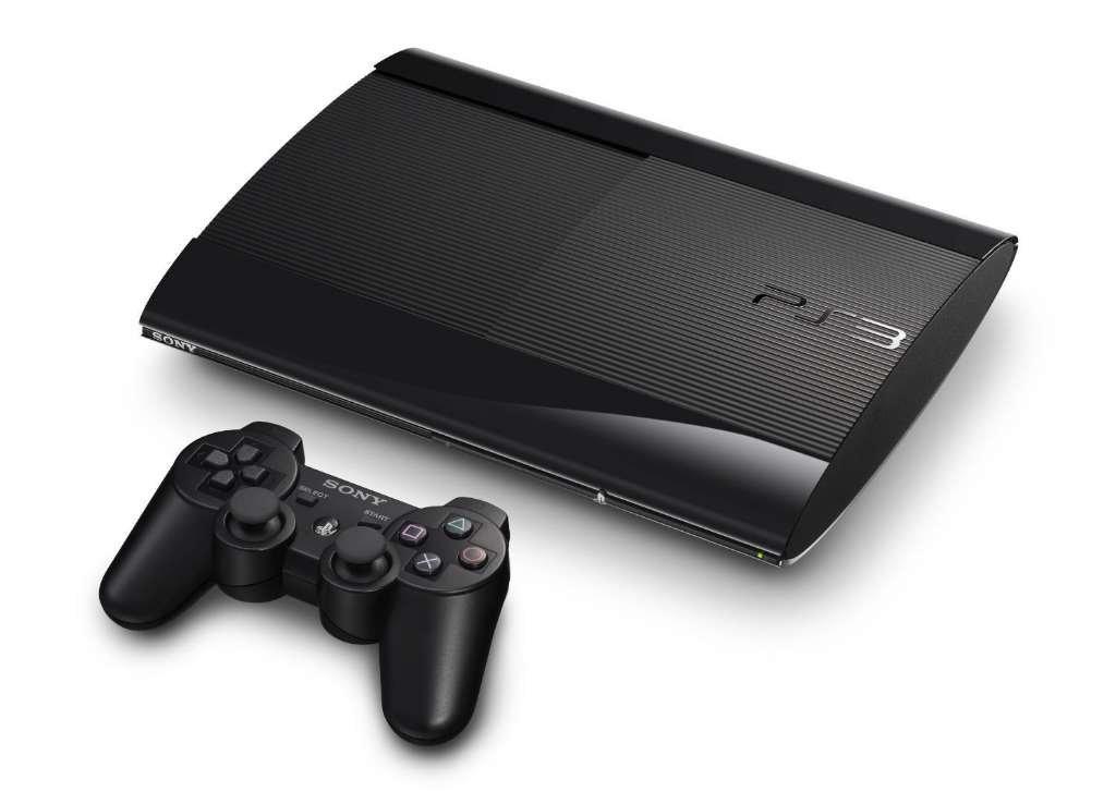 Sony PlayStation 3 250GB Console - Black by Sony