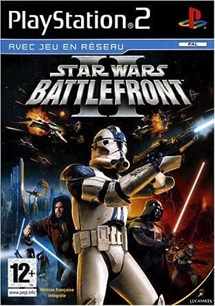 Star Wars : Battlefront 2 [PlayStation2] [Importado de Francia ...