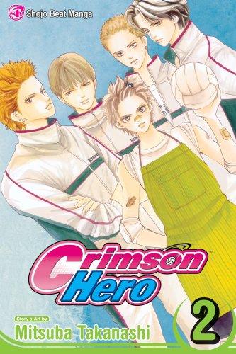 Crimson Hero, Vol. 2