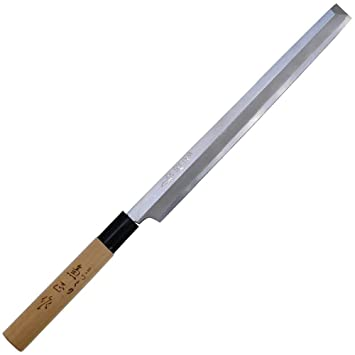 Cuchillo de cocina Yanagiha para Sashimi o SUSHI 240 mm ...
