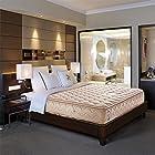 金可儿(KING KOIL) HOTEL JADE 美玉 偏硬弹簧床垫 1.8*2m *2件 9298.5元 包邮(合 4649.25元/件)