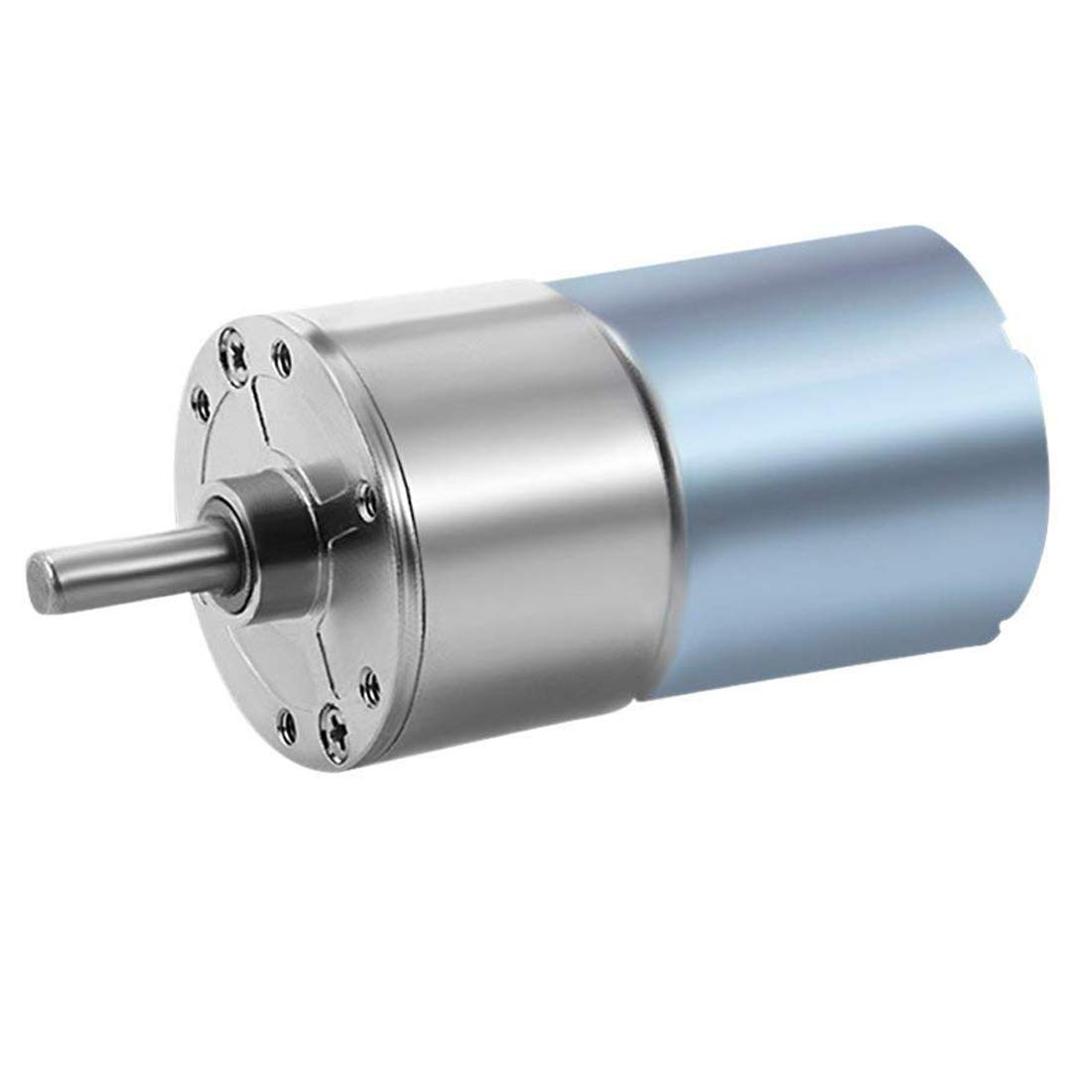 Yootop DC12V 550RPM Gear Motor High Torque Centric Output Shaft Electric Reduction Geared Motor Gear Box