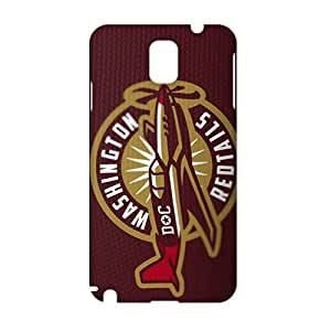 redskins new name 3D Phone Case for Samsung NOTE 3