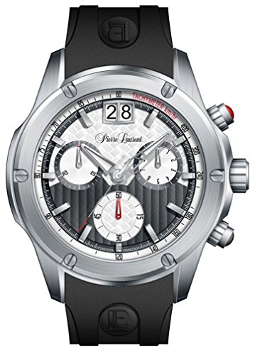 Pierre Laurent Men's Chronograph Swiss Watch w/ Date, 26123B