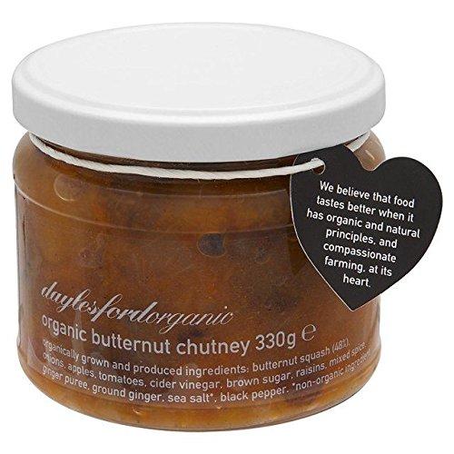 Daylesford Organic Butternut Squash Chutney - 270g (0.6lbs) ()