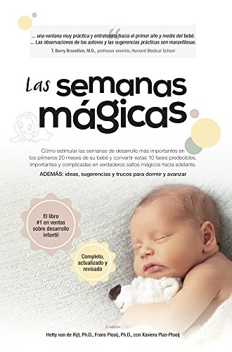 Las semanas mágicas (The Wonder Weeks) (Spanish Edition) by [Plooij,