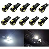 JDM ASTAR 10pcs Super Bright 194