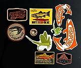 (US) Fishpond Fly Fishing Freshwater Sticker Bundle