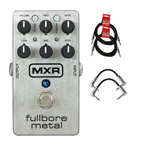 Metal Distortion Pedal