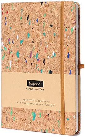 Notebook Keegood Expandable Dividers Gifts%EF%BC%8CPen product image