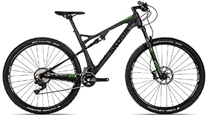 Amazon.es: Skoda Mountain Bike Bicicleta 29 15; 5 S – 000050230bk