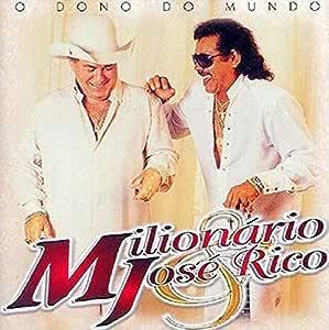 Milionario E Jose Rico - O Dono Do Mundo - Volume 26 [CD