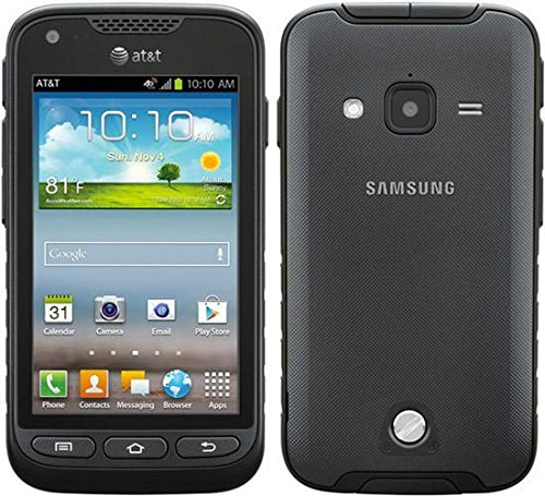 GSM Unlocked Samsung i847 Rugby Smart 4G 5MP Android 2.3.5 Military Standard MIL-STD 81F Touchscreen by Samsung