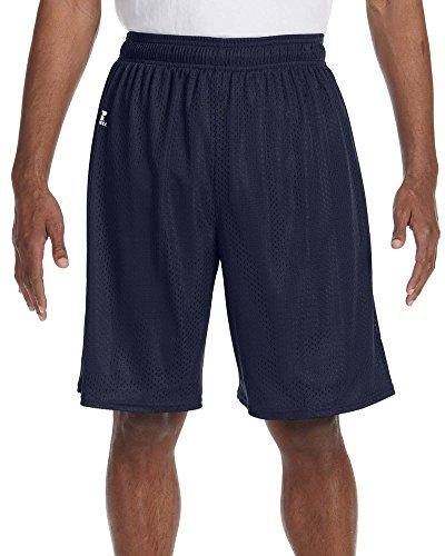 Russell Athletic Nylon Tricot Mesh Short, XL, ()