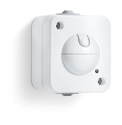 Steinel 751210 Detector de Movimiento HF 360 Ap, Técnica de Alta frecuencia, Blanco,
