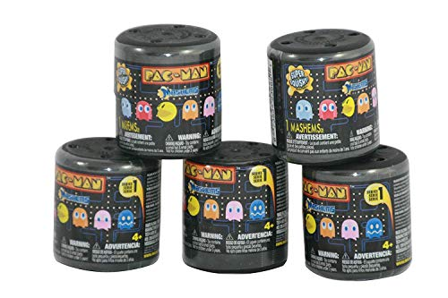 Used, Pac-Man Mashems 5 Capsule Bundle Random Mix Series for sale  Delivered anywhere in USA