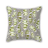 Artistdecor The Colorful Geometry Christmas Pillow Shams Of 18 X 18 Inches / - Best Reviews Guide